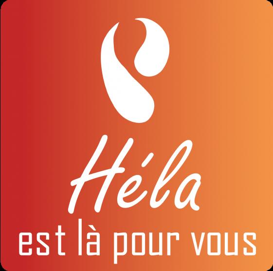 Nouveau logo Hela RH